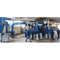 Линия по переработки шин РДК-Премиум (РДК - 650)