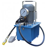 Насос электрический для домкрата HHB-630B (двусторонний домкрат 20-200 т)