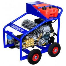 Гидродинамические аппараты с бензиновым двигателем
