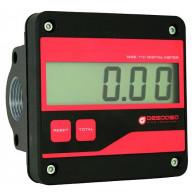 Gespasa MGE-110 счетчик электронный расхода учета дизельного топлива солярки